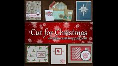Cut for Christmas By Laura - Laura's Stamp Pad