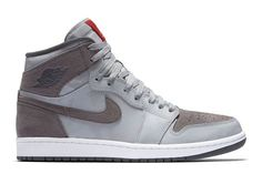 Preview: Air Jordan 1 Retro High Premium 'Wolf Grey Camo' - EU Kicks: Sneaker Magazine