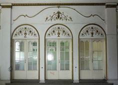 Hungarian Art Nouveau by elinor04 mostly off, via Flickr  Tatabánya Art Nouveau Architecture, Modern Buildings, Hungary, Interior Design, House, Travel, Home Decor, Nest Design, Viajes