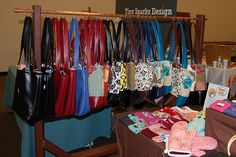 Craft Fair Booth Ideas   Pictures of craft fair setup - Please post! - CRAFTY BUSINESS ADVICE
