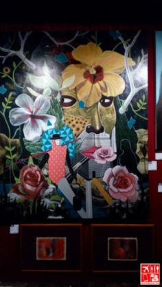 The Fairy's Flower Garden by Rodel Tapaya Magic Realism, Amazing Art, Surrealism, September, Auction, Fairy, Inspire, Fantasy, Artists