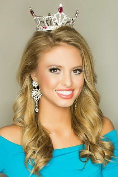 Miss america outstanding teen pageant — 1