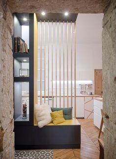 #Home sweet #home, lyon, place sathonay, appartement, rénovation, travaux, agence, lanoe marion, architecture d'intérieur, rénovation, décoration, agencement