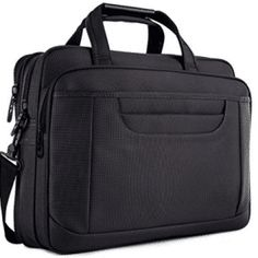 Briefcase Messenger Shoulder Bag for Men Women Laptop Bag Bowling Sport 15-15.4 Inch Laptop Case College Students Business People Office Workers