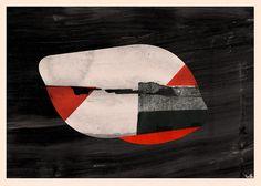 Jesús Perea / 2015 Abstract composition 670 Giclee print - 84 x 60 cm Limited edition (20) www.jesusperea.com