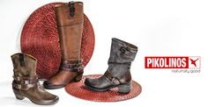 Pikolinos shoes and boots available at http://shoemill.com/collections/pikolinos
