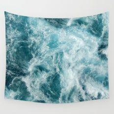 Sea Wall Tapestry