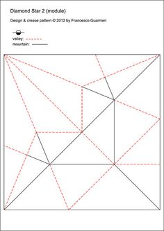 Stella diamante 2 (modulo) - Diamond Star 2 (module) | Flickr - Photo Sharing!