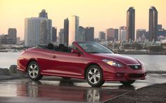 Report: Toyota Solara Convertible Production Will Not Resume - WOT on Motor Trend