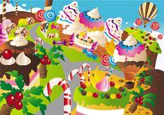Candyland by SolVaynard