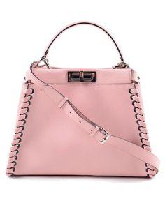 FENDI Fendi Peekaboo Regular. #fendi #bags #leather сумки модные брендовые, bags lovers, http://bags-lovers.livejournal
