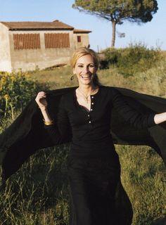 Julia Roberts by Sante D'Orazio