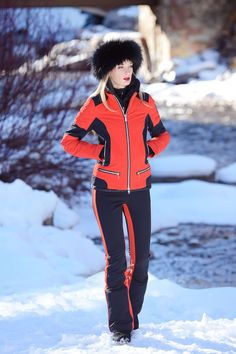 44 Stylish Snow Outfit Ideas to Copy Right Now Preppy Outfits For School, Winter Outfits For Work, Winter Outfits Women, Winter Fashion Outfits, Ski Outfits, Mode Au Ski, Winter Suit, Dress Winter, Winter Maternity Outfits