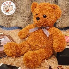 70cm Kawaii High quality  Plush Toys Teddy Bears Stuffed Animals Fluffy Bear Dolls Soft Kids Pillow Toys for Children Gift