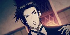"""I got Claude Faustus! Which Character From """"Black Butler"""" Are You? Anime Boys, Anime Manga, Black Butler 3, Black Butler Anime, Ciel Phantomhive, Angel Of Death, Vocaloid, Claude Faustus, Black Butler Characters"""