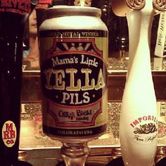 Pull this @oskarblues yella pils handle! #DTLA #FYF (Taken with Instagram at 1222W. 7th St. Los Angeles 90017)
