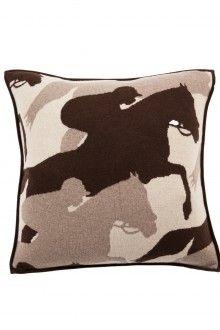 Cantering Horse Pillow
