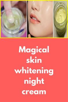 Magical skin whitening night cream Today I will share an amazing night cream that will remove all dark spots from your skin and will make it brighter and glowing. Your skin will look much younger than before with regular use of this To prepare this night cream you will need: Almonds + Sandalwood powder + Curd + Turmeric powder + …