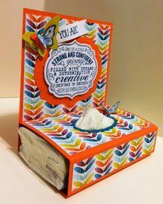 pocket tissue holder MEASUREMENTS a
