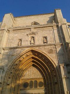 Catedral de Palencia al atardecer