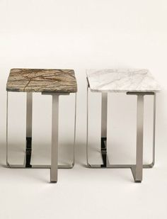 Side Table - Marble