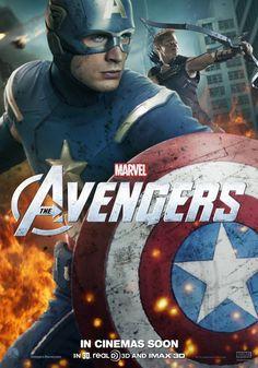 The Avengers dayinspiration