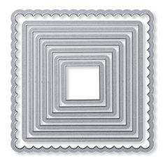 Square Framelits  ... Stampin' Up!