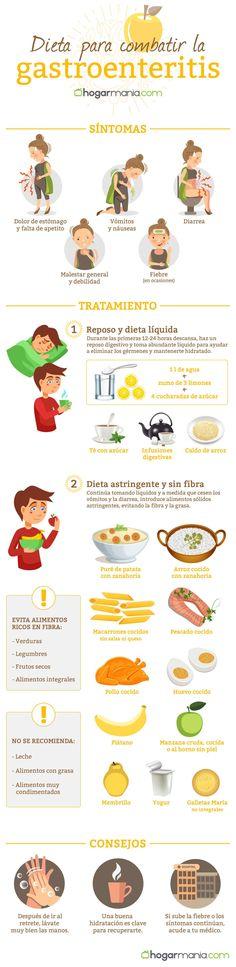 Dieta blanda: qué comer cuando tenemos diarrea o gastroenteritis #salud