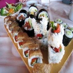 #japanese #vegetarian #sushi