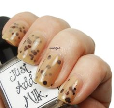 Just Add Milk in Eight Whimsical Nights collection by Whimsical Ideas by Pam