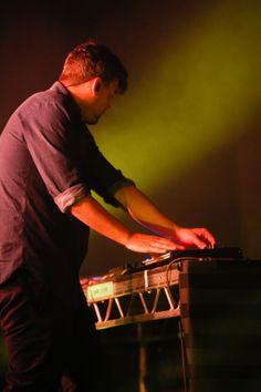 Bonobo Live Music Gig DJ