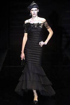 Armani Privé Spring 2005 Couture - Collection - Gallery - Style.com