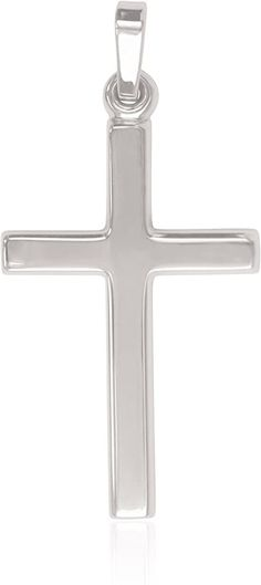 Anhänger Kreuz mit 10 Herzen 375 Gold Gelbgold 19x13mm glänzend Goldanhänger