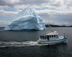 Can't wait to take my kids to see the icebergs this summer! #pinterest #newfoundland