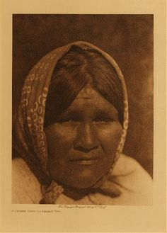 volume 15  facing: page  122 A desert Cahuilla female type