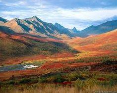 Mount Tombstone, Olgilvie Mountains, Yukon, Canada