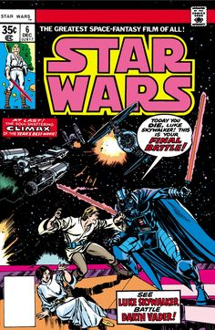 Five unforgettable images from Marvel Comics' 1977 Star Wars adaptation / The Dissolve