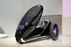 Future technology Concept Toyota FV2