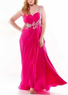 plus size empire waist prom dresses   ... of Unique Prom Dresses   Plus Size Prom Dresses Waiting for You