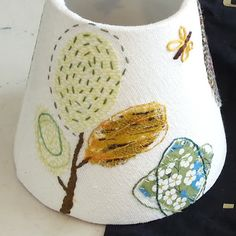 Hippystitch: Making Lampshades with Marna Lunt at Preston Park Museum