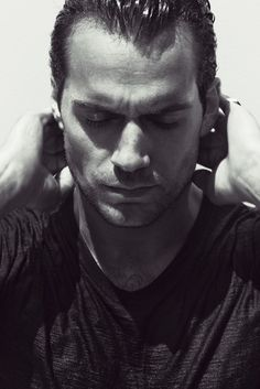 Henry Cavill. Photography by Mikael Jansson.