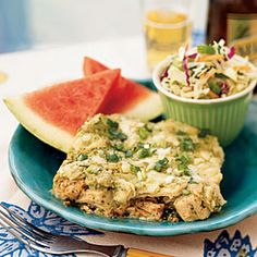 Chicken Chilaquiles | CookingLight.com