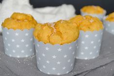 Citromhab: Sütőtökös muffin