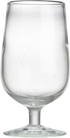 Garcia Water Goblet    Crate