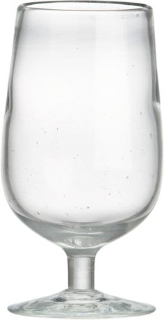 Garcia Water Goblet  | Crate and Barrel.  $9.95