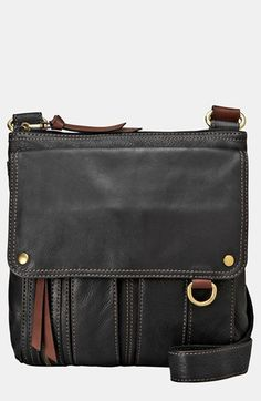 'Morgan Traveler' Crossbody Bag. I just can't get enough of these.
