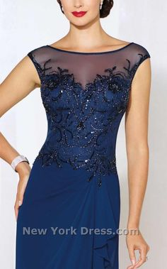 Cameron Blake 116652 Dress - NewYorkDress.com