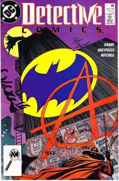 Batman CHOICE Detective Comics DC 586 601 602 603 608 609 Annual 2 Joker 1st Anarky Joker's Son Run Lot Set of 1988 1989 Vf to NM+ by LifeofComics #comicbook