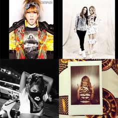 some of my fav instagram pics of CL