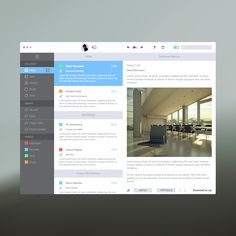 Zellomail - Flat UI